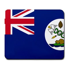 Flag Of Vancouver Island Large Mousepads by abbeyz71