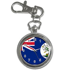 Flag Of Vancouver Island Key Chain Watches by abbeyz71