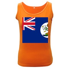 Flag Of Vancouver Island Women s Dark Tank Top by abbeyz71