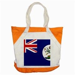 Flag Of Vancouver Island Accent Tote Bag