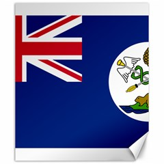 Flag Of Vancouver Island Canvas 20  X 24