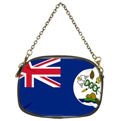 Flag Of Vancouver Island Chain Purse (one Side)