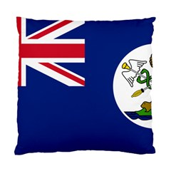 Flag Of Vancouver Island Standard Cushion Case (one Side) by abbeyz71