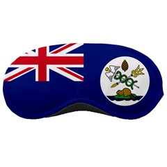 Flag Of Vancouver Island Sleeping Masks by abbeyz71