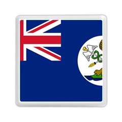 Flag Of Vancouver Island Memory Card Reader (square) by abbeyz71