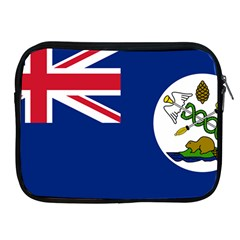 Flag Of Vancouver Island Apple Ipad 2/3/4 Zipper Cases by abbeyz71