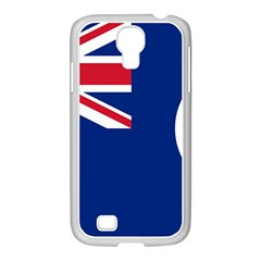 Flag Of Vancouver Island Samsung Galaxy S4 I9500/ I9505 Case (white) by abbeyz71