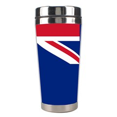 Flag Of Vancouver Island Stainless Steel Travel Tumblers by abbeyz71
