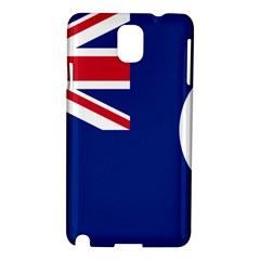 Flag Of Vancouver Island Samsung Galaxy Note 3 N9005 Hardshell Case by abbeyz71