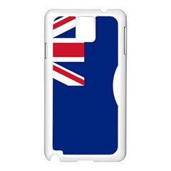 Flag Of Vancouver Island Samsung Galaxy Note 3 N9005 Case (white) by abbeyz71