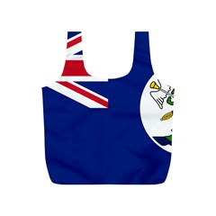 Flag Of Vancouver Island Full Print Recycle Bag (s) by abbeyz71