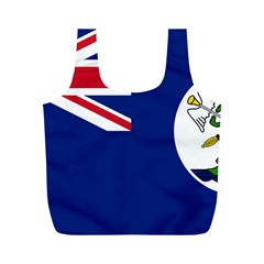 Flag Of Vancouver Island Full Print Recycle Bag (m) by abbeyz71