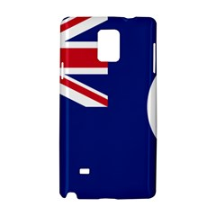 Flag Of Vancouver Island Samsung Galaxy Note 4 Hardshell Case by abbeyz71