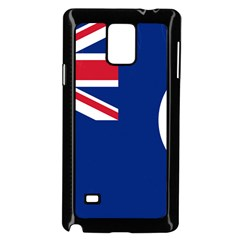 Flag Of Vancouver Island Samsung Galaxy Note 4 Case (black) by abbeyz71