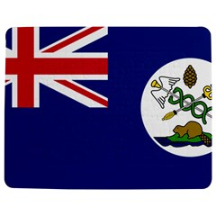 Flag Of Vancouver Island Jigsaw Puzzle Photo Stand (rectangular) by abbeyz71