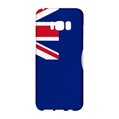 Flag Of Vancouver Island Samsung Galaxy S8 Hardshell Case  by abbeyz71