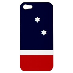Flag Of Western Canada Apple Iphone 5 Hardshell Case by abbeyz71