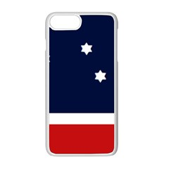 Flag Of Western Canada Apple Iphone 8 Plus Seamless Case (white) by abbeyz71