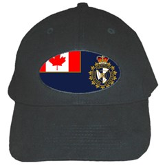 Flag Of Canada Border Services Agency Black Cap by abbeyz71