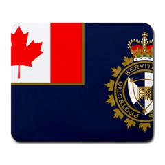 Flag Of Canada Border Services Agency Large Mousepads by abbeyz71