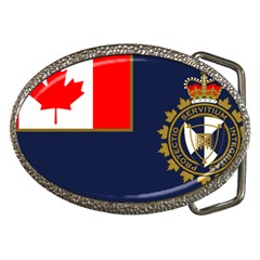 Flag Of Canada Border Services Agency Belt Buckles by abbeyz71