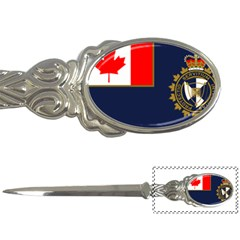 Flag Of Canada Border Services Agency Letter Opener by abbeyz71
