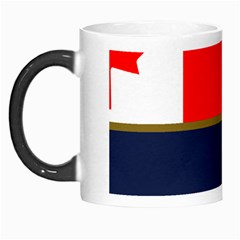 Flag Of Canada Border Services Agency Morph Mugs by abbeyz71