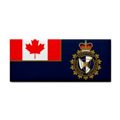 Flag Of Canada Border Services Agency Hand Towel by abbeyz71
