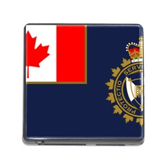 Flag Of Canada Border Services Agency Memory Card Reader (square 5 Slot) by abbeyz71