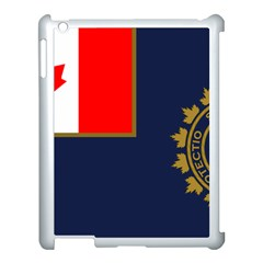Flag Of Canada Border Services Agency Apple Ipad 3/4 Case (white) by abbeyz71