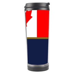 Flag Of Canada Border Services Agency Travel Tumbler by abbeyz71