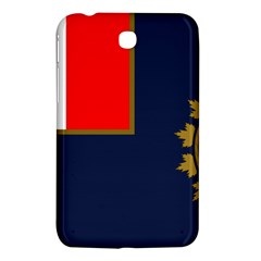 Flag Of Canada Border Services Agency Samsung Galaxy Tab 3 (7 ) P3200 Hardshell Case  by abbeyz71