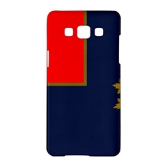 Flag Of Canada Border Services Agency Samsung Galaxy A5 Hardshell Case  by abbeyz71