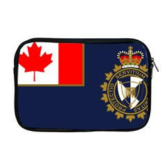 Flag Of Canada Border Services Agency Apple Macbook Pro 17  Zipper Case by abbeyz71