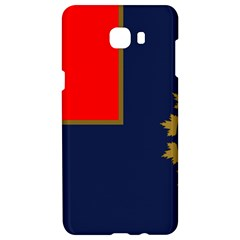 Flag Of Canada Border Services Agency Samsung C9 Pro Hardshell Case  by abbeyz71