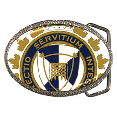Badge Of Canada Border Services Agency Belt Buckles by abbeyz71