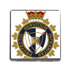 Badge Of Canada Border Services Agency Memory Card Reader (square 5 Slot) by abbeyz71
