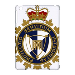 Badge Of Canada Border Services Agency Apple Ipad Mini Hardshell Case (compatible With Smart Cover) by abbeyz71