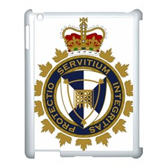 Badge Of Canada Border Services Agency Apple Ipad 3/4 Case (white) by abbeyz71