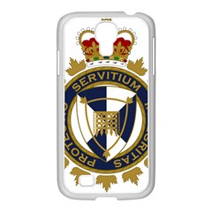 Badge Of Canada Border Services Agency Samsung Galaxy S4 I9500/ I9505 Case (white)