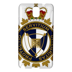 Badge Of Canada Border Services Agency Samsung Galaxy Note 3 N9005 Hardshell Case by abbeyz71
