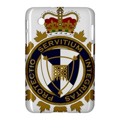 Badge Of Canada Border Services Agency Samsung Galaxy Tab 2 (7 ) P3100 Hardshell Case  by abbeyz71