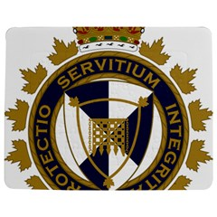 Badge Of Canada Border Services Agency Jigsaw Puzzle Photo Stand (rectangular) by abbeyz71