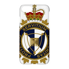 Badge Of Canada Border Services Agency Apple Iphone 7 Hardshell Case by abbeyz71