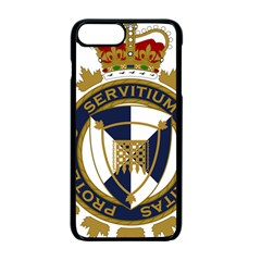 Badge Of Canada Border Services Agency Apple Iphone 7 Plus Seamless Case (black) by abbeyz71