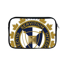 Badge Of Canada Border Services Agency Apple Macbook Pro 13  Zipper Case by abbeyz71