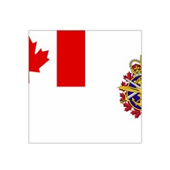 Flag Of Canadian Armed Forces Satin Bandana Scarf by abbeyz71