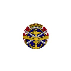 Badge Of Canadian Armed Forces 1  Mini Buttons by abbeyz71