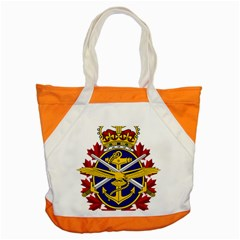 Badge Of Canadian Armed Forces Accent Tote Bag