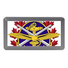 Badge Of Canadian Armed Forces Memory Card Reader (mini) by abbeyz71